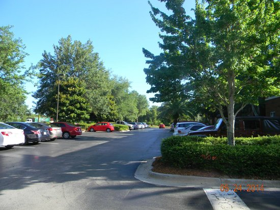 Extended Stay America - Orlando - Lake Buena Vista : Estacionamento