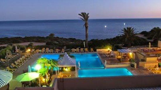 Hotel Baia Cristal: Vistas