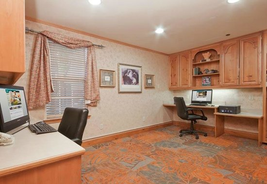 Homewood Suites Dallas/Lewisville: Business Center