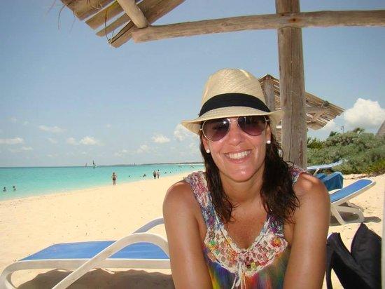 Sol Cayo Santa Maria : Playa bellísima