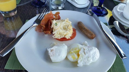 Beaches Turks & Caicos Resort Villages & Spa : Breakfast