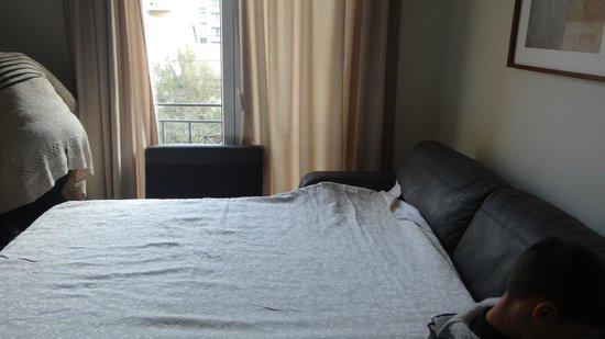 Lastarria 43/61 : Sofa cama do Lastarria 61