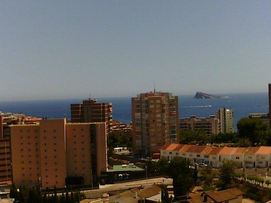 Cabana Hotel: buena vista