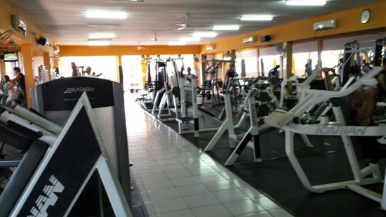 Hammerhead Fitness Center
