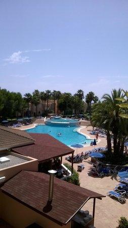 Hotel Apartamentos Princesa Playa: lovely clean pool area.