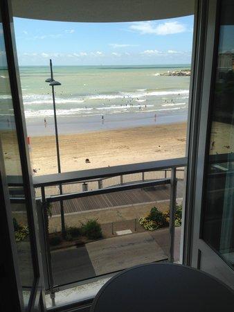Hotel Miramar: Chambre 25 face mer