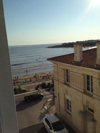 Hotel Miramar: Chambre 28 vue mer