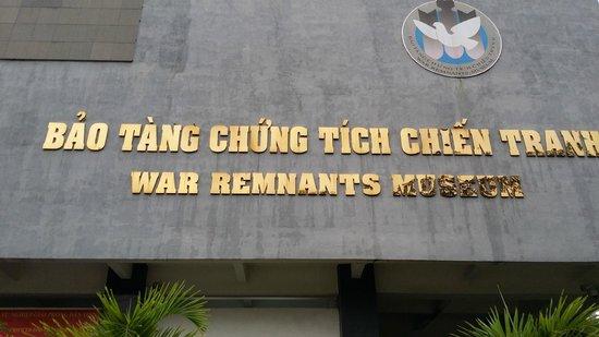 War Remnants Museum - HCM City, VN
