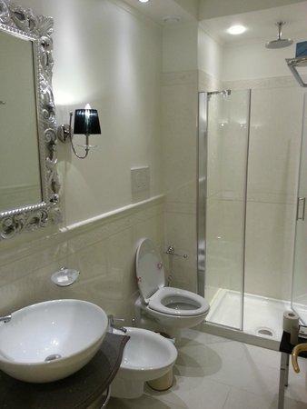 Best Western Hotel Olimpia : Banheiro