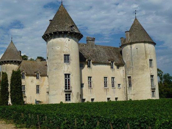 Château de Savigny-lès-Beaune: Chateau de Savigny les Beaune