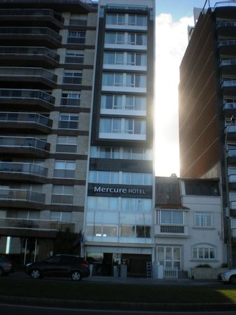 Mercure Montevideo Punta Carretas: Vista externa