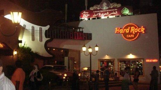 Na'ama Bay : Hard Rock Cafe