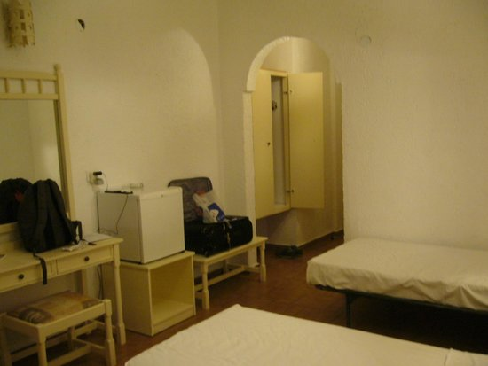 Filerimos Village Hotel: chambre