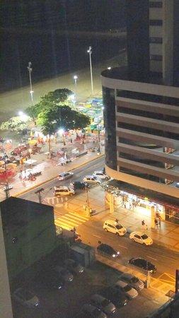 Hotel Brasil Tropical : Vista do quarto