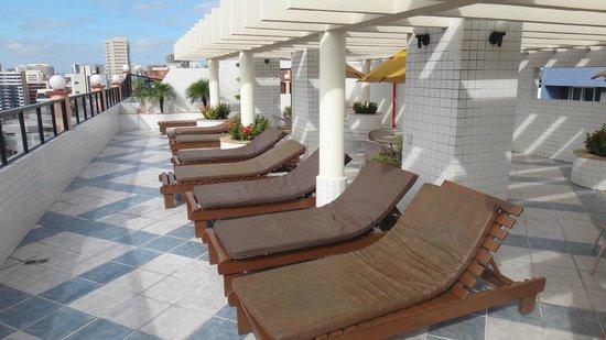 Hotel Brasil Tropical : Cobertura