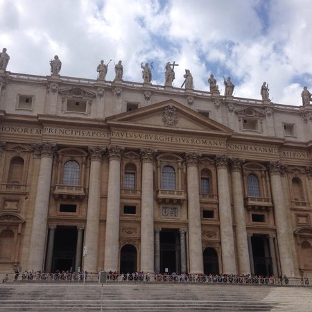 City Wonders: Basílica de San Pedro