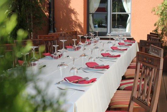 Weingarten der Vineria