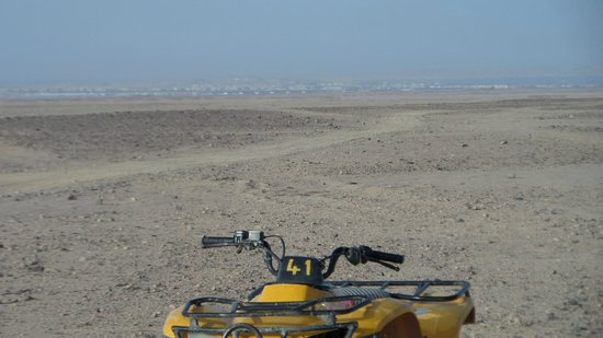 Eastern (Arabian) Desert: desert is amazing - quad safari trip