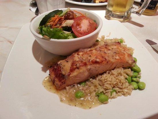 Silver Diner: food under 600 calories