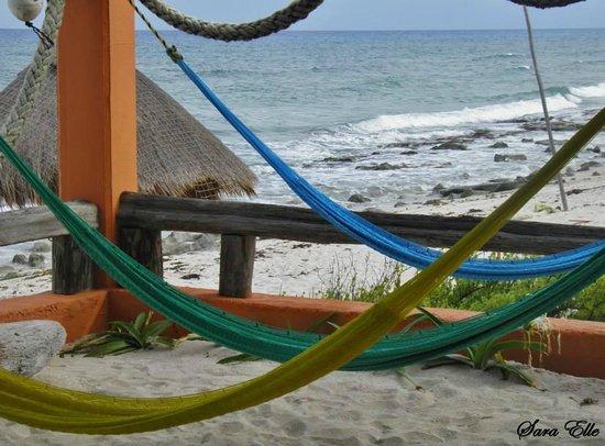 Mezcalitos Restaurant & Beach Bar Cozumel: il locale
