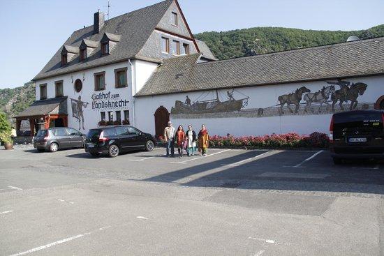 Weinhotel Landsknecht: The hotel