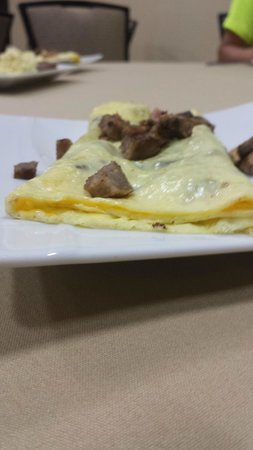Embassy Suites by Hilton Knoxville West: Omelette??