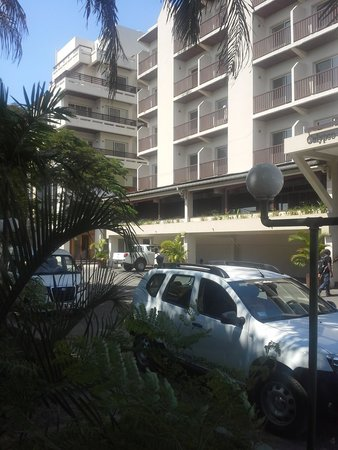 Hotel CALYPSO avec le nouvel aile ULYSSE