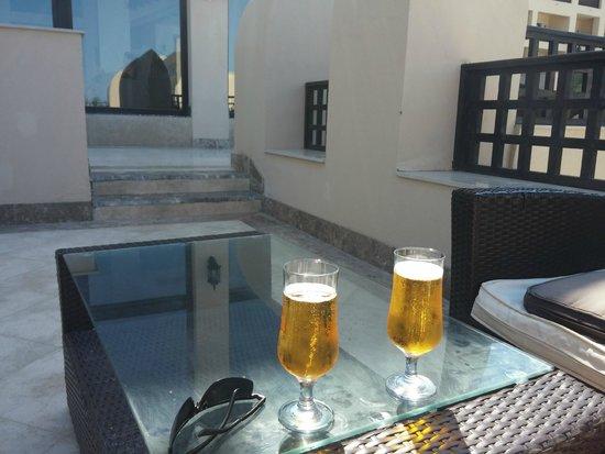 Steigenberger Aqua Magic : Beer