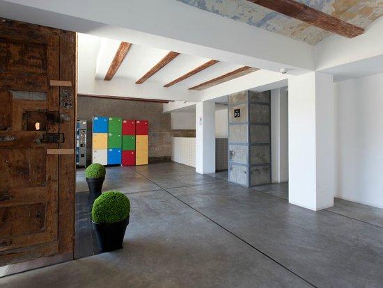 Cosy Rooms Bolsería: Entrance