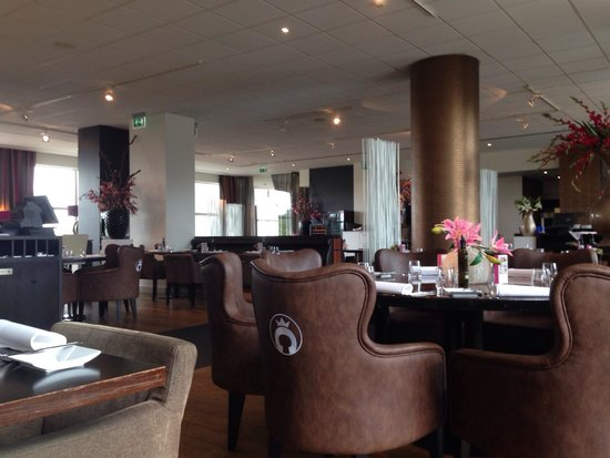 Van der Valk Brussels Airport : Inside of the hotel