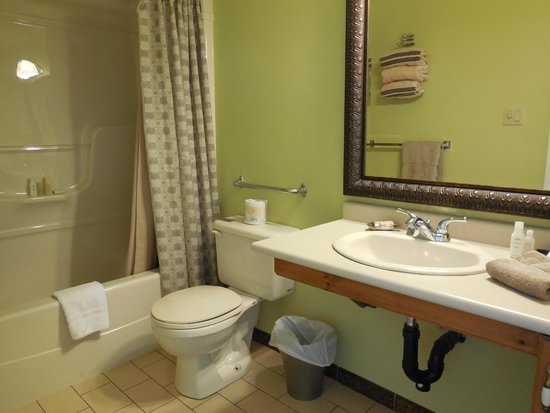 Rawley Resort: Bathroom