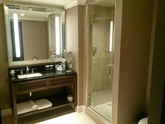Ambassador Hotel Oklahoma City, Autograph Collection: Huge Showers!
