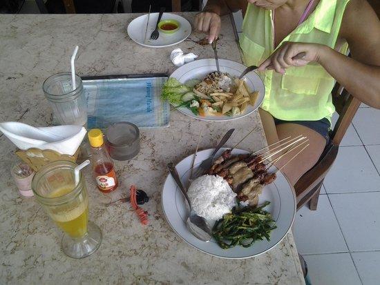 Warung Murah: pranzo balinese