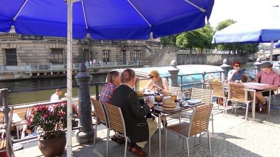 DDR Museum restaurant