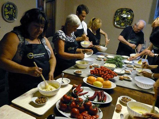 Culture Discovery Vacations - Day Tours: Cooking Lesson in Radda