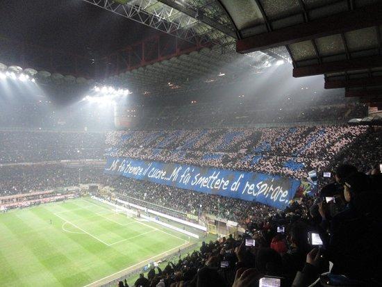Stadio Giuseppe Meazza (San Siro) : Derby