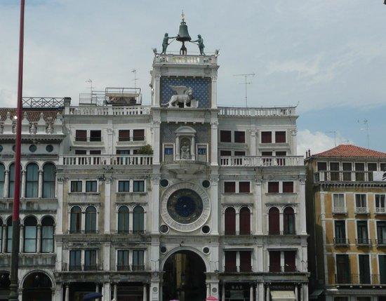 Torre dell'Orologio: Glockenturm Venedig