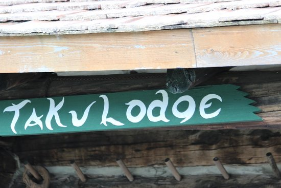 Taku Glacier Lodge & Wings Airways: the lodge(2)