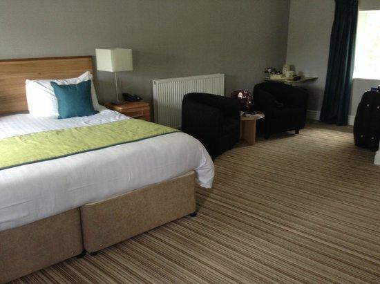 Warner Leisure Hotels Bodelwyddan Castle Historic Hotel : Bedroom
