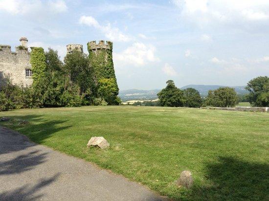 Warner Leisure Hotels Bodelwyddan Castle Historic Hotel: View