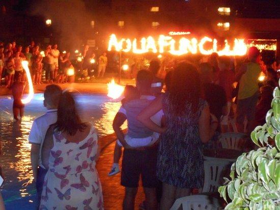 LABRANDA Aqua Fun Club: Spectacle magnifique