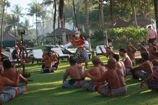 INTERCONTINENTAL Bali Resort : Территория