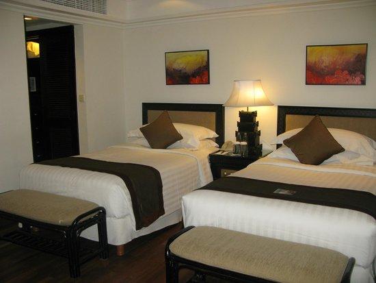 INTERCONTINENTAL Bali Resort : Второй уровень номера
