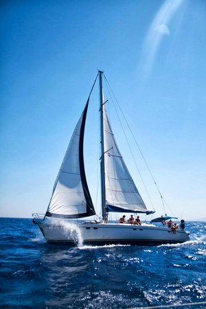 Kos Blue Water Sailing - Day Tours