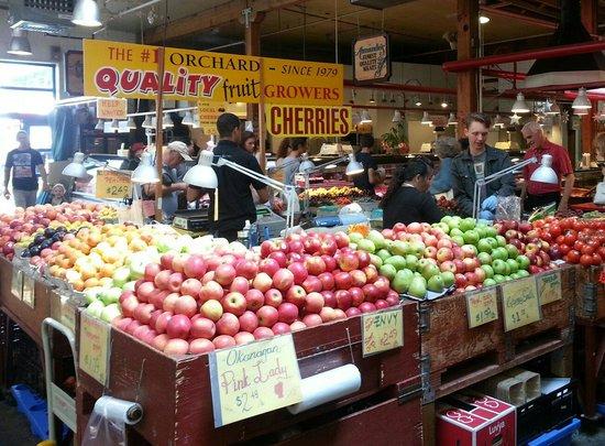 Granville Island : Market