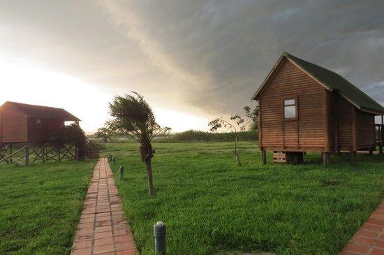 Mubanga Lodge: Cabanas