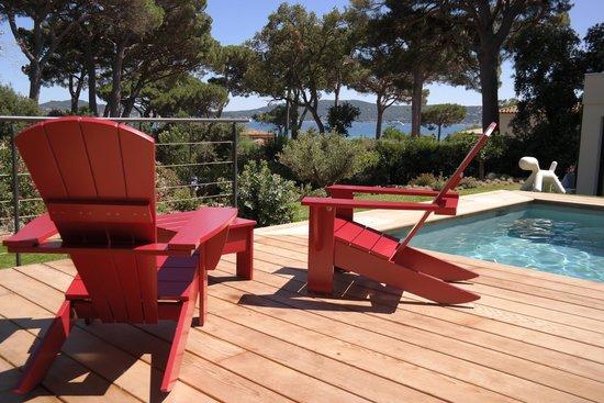Villa Californie : Mobilier outdoor