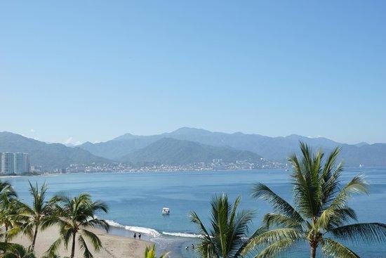 Meliá Puerto Vallarta All Inclusive: Vista a la playa