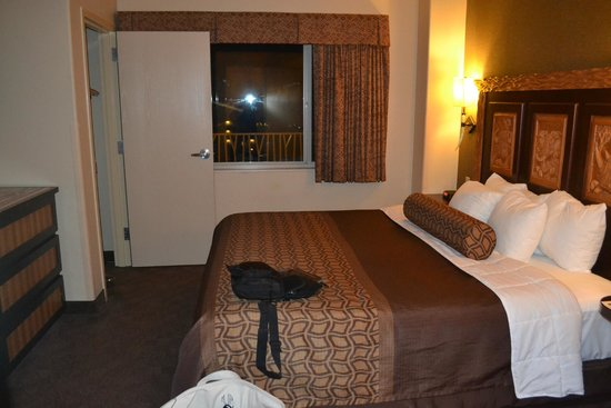 Kalahari Resorts & Conventions: Master Bedroom