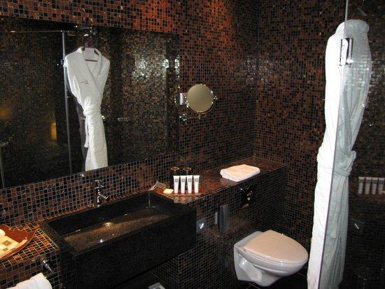 Swissotel Tallinn: Bathroom